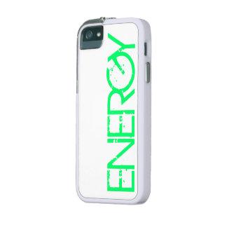 Fodral för iPhone 5/5S för energigröntkneg iPhone 5/5C Skydd