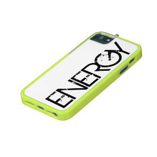 Fodral för iPhone 5/5S för energisvartkneg iPhone 5 Mobil Fodral