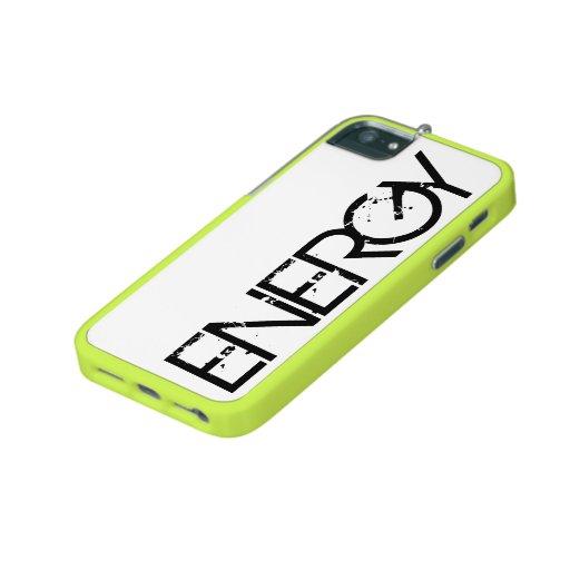 Fodral för iPhone 5/5S för energisvartkneg iPhone 5/5S Fodral