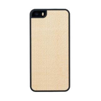 Fodral för iPhone 5/5s för trä slankt Wood iPhone SE/5/5s Skal