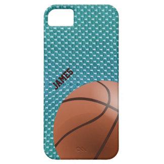 Fodral för iPhone 5 för basket beställnings- iPhone 5 Skydd
