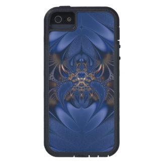 Fodral för iPhone 5 för blått- och iPhone 5 Fodral