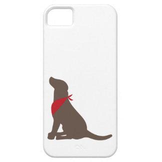 Fodral för iPhone 5 för chokladlabrador retriever iPhone 5 Cover