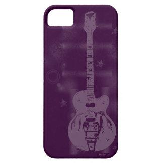 Fodral för iPhone 5 för gitarr grafiskt iPhone 5 Fodraler