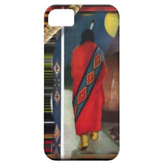 Fodral för iPhone 5 för indian färgrikt Barely There iPhone 5 Fodral