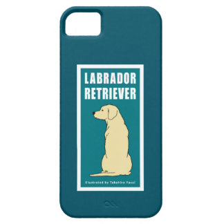 Fodral för iPhone 5 för Labrador Retriever iPhone 5 Cover