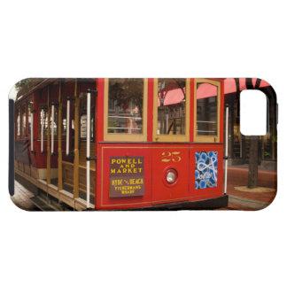 Fodral för iPhone 5 för San Francisco rött iPhone 5 Case-Mate Skal