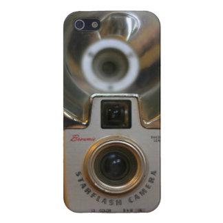 Fodral för iPhone 5 för vintagenisseStarflash kame iPhone 5 Cases