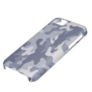 fodral för iPhone 5 - kamouflage - arktisk iPhone 5C Fodral