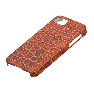 fodral för iPhone 5 - krokodilen flår iPhone 5 Skydd