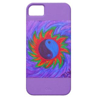 fodral för iPhone 5 - Yin & Yang energi iPhone 5 Hud