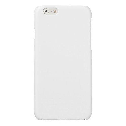 iPhone 6/6s Glansigt Färdig Fodral