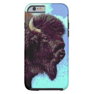 Fodral för iPhone 6 för Bisonpopkonst Tough iPhone 6 Fodral