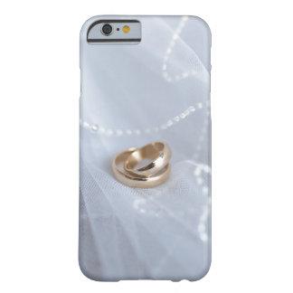 fodral för iPhone 6 för brud Barely There iPhone 6 Skal