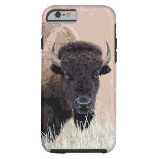Fodral för iPhone 6 för buffel/för Bison tufft Tough iPhone 6 Skal