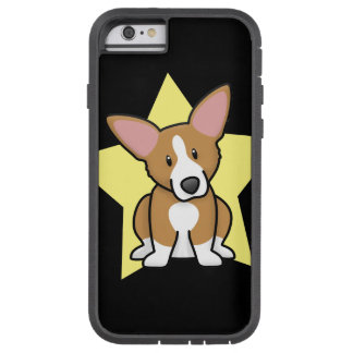 Fodral för iPhone 6 för Corgi för Kawaii Pembroke Tough Xtreme iPhone 6 Skal