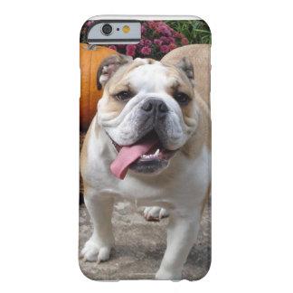 Fodral för iPhone 6 för den engelska bulldoggen Barely There iPhone 6 Skal
