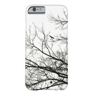 Fodral för iPhone 6 för fågel för Barely There iPhone 6 Skal