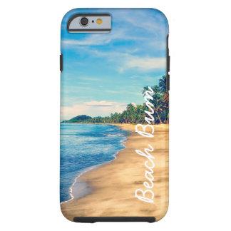 Fodral för iPhone 6 för hav för sommarstrandlodis Tough iPhone 6 Skal