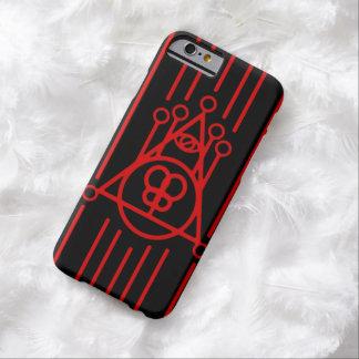 Fodral för iPhone 6 för Illuminati medlemsymbol Barely There iPhone 6 Skal