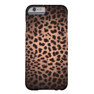 Fodral för iPhone 6 för klassikerHollywood Leopard Barely There iPhone 6 Skal