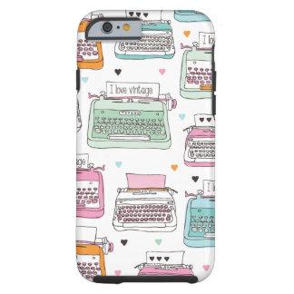 Fodral för iPhone 6 för konst för Tough iPhone 6 Case
