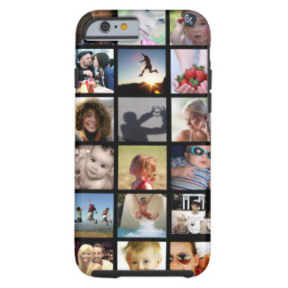 Fodral för iPhone 6 för kundfotoCollage Tough iPhone 6 Skal