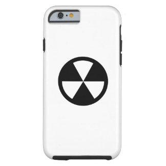 Fodral för iPhone 6 för nedfallskyddPictogram Tough iPhone 6 Fodral