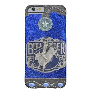 """Fodral för iPhone 6 för Rodeo """"för tjurryttare"""" Barely There iPhone 6 Fodral"""