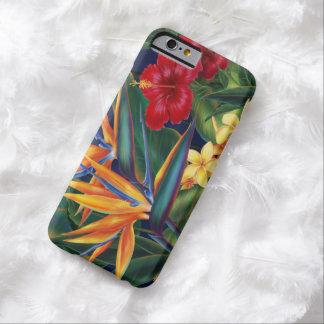 Fodral för iPhone 6 för tropiskt paradis Barely There iPhone 6 Fodral