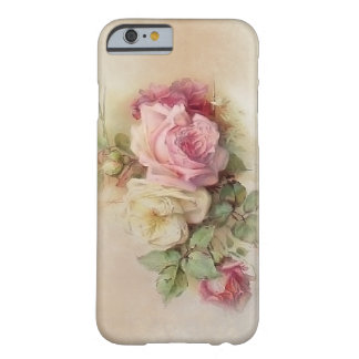 Fodral för iPhone 6 för vintage rosa Barely There iPhone 6 Skal