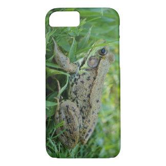 Fodral för iPhone 7 för Bullfrog knappt där