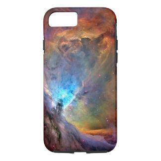 Fodral för iPhone 7 för galax för Orion