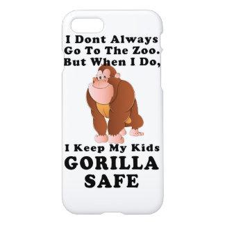 Fodral för iPhone 7 för gorilla säkert