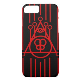 Fodral för iPhone 7 för Illuminati medlemsymbol