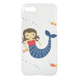 Fodral för iPhone 7 för sjöjungfru klart