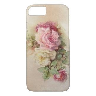 Fodral för iPhone 7 för vintage rosa