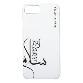 fodral för iPhone 7 med fredmallen