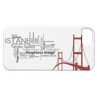 Fodral för ISTANBUL Bosphorus iPhone 5 iPhone 5 Case-Mate Skal