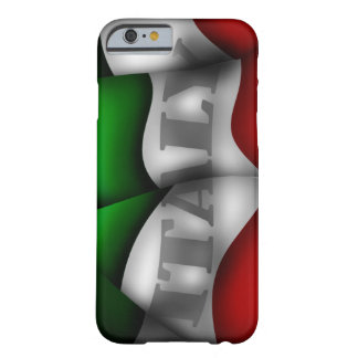 Fodral för italienflaggaiPhone 6 Barely There iPhone 6 Skal