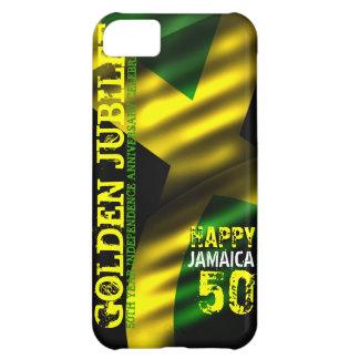 Fodral för Jamaica 50 femtioårsjubileumIphone 5/S iPhone 5C Fodral