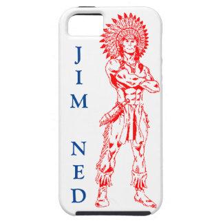 Fodral för Jim Ned iPhone 5 iPhone 5 Skal