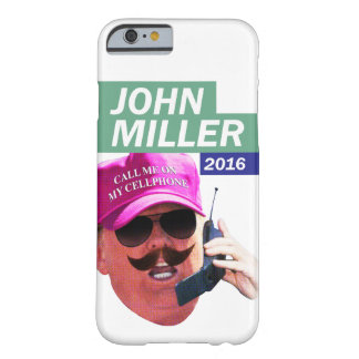 Fodral för John mjölnareaka Donald Trump iPhone Barely There iPhone 6 Fodral