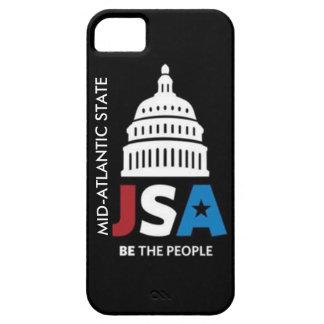 Fodral för JSA-Mitt--Atlanten telefon iPhone 5 Fodral