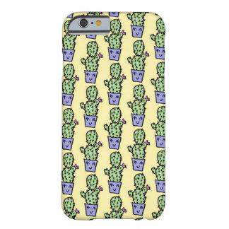 Fodral för kaktusmönsteriPhone 6 Barely There iPhone 6 Fodral