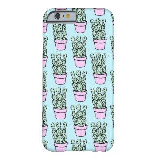 Fodral för kaktusmönsteriPhone 6 Barely There iPhone 6 Skal