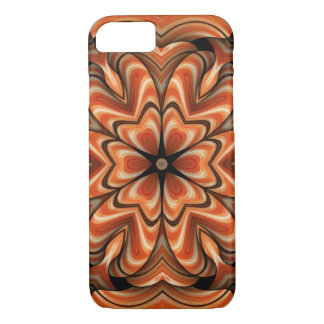 Fodral för KaleidoscopeiPhone 7 i oranage