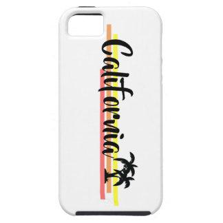 Fodral för Kalifornien palmträdiPhone 5 iPhone 5 Case-Mate Fodral