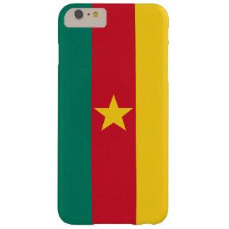 Fodral för Kamerunflaggatelefon Barely There iPhone 6 Plus Skal