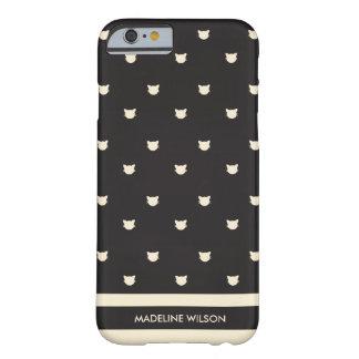 Fodral för kattdamiPhone 6 Barely There iPhone 6 Skal
